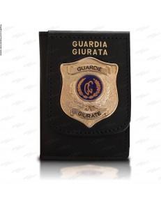 P/TESSERINO GUARDIA GIURATA