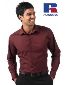 Camicia elasticizzata manica lunga